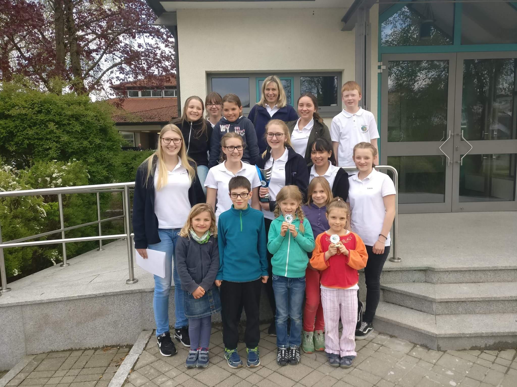 JRK-Kreiswettbewerb in Öpfingen 2017