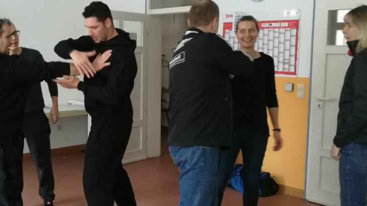 Helfer-vor-Ort im Training